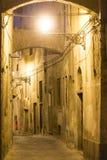 Πιστόια (Τοσκάνη, Ιταλία) Στοκ φωτογραφία με δικαίωμα ελεύθερης χρήσης
