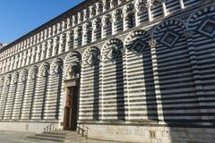 Πιστόια (Τοσκάνη, Ιταλία) Στοκ Εικόνα