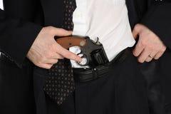 πιστόλι εσωρούχων Στοκ εικόνες με δικαίωμα ελεύθερης χρήσης