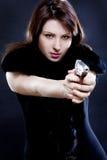 πιστόλι ομορφιάς στοκ εικόνα με δικαίωμα ελεύθερης χρήσης