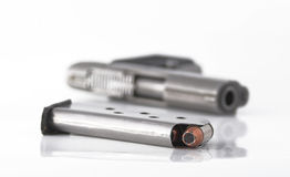 πιστόλι συνδετήρων Στοκ Εικόνα