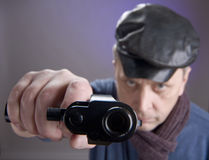 πιστόλι Στοκ φωτογραφίες με δικαίωμα ελεύθερης χρήσης