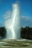 πιστός geyser παλαιός ισχυρός Στοκ εικόνα με δικαίωμα ελεύθερης χρήσης