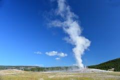 πιστό geyser παλαιό Στοκ φωτογραφίες με δικαίωμα ελεύθερης χρήσης