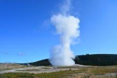 πιστό geyser παλαιό Στοκ Φωτογραφίες