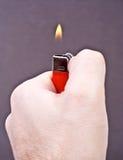 πιό ανοιχτό κόκκινο Στοκ φωτογραφία με δικαίωμα ελεύθερης χρήσης