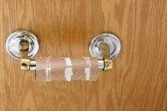 πιό καμία τουαλέτα εγγράφου Στοκ φωτογραφία με δικαίωμα ελεύθερης χρήσης
