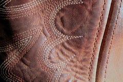 πιό στενό δέρμα μποτών Στοκ εικόνα με δικαίωμα ελεύθερης χρήσης