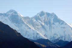 πιό everest lhotse Στοκ φωτογραφίες με δικαίωμα ελεύθερης χρήσης