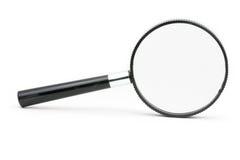 πιό magnifier Στοκ Εικόνες