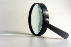 πιό magnifier Στοκ εικόνα με δικαίωμα ελεύθερης χρήσης