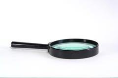 πιό magnifier Στοκ Φωτογραφία