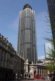 πιό natwest πύργος στοκ εικόνα