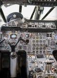Πιλοτήριο αεροσκαφών Στοκ Εικόνα