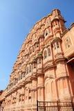 Πλάγια όψη Mahal Hawa. Στοκ Εικόνες