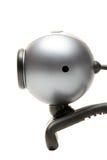 πλάγια όψη webcam Στοκ Εικόνες
