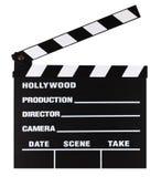 πλάκα κινηματογράφων χαρτ&om Στοκ Φωτογραφίες
