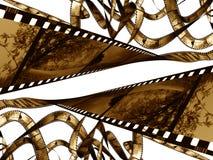 πλάνα φύσης ταινιών διανυσματική απεικόνιση