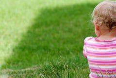 πλάτη μωρών Στοκ εικόνα με δικαίωμα ελεύθερης χρήσης