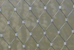 πλέγμα φραγών Στοκ φωτογραφία με δικαίωμα ελεύθερης χρήσης