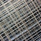 Πλέγμα χάλυβα κατασκευής Στοκ εικόνες με δικαίωμα ελεύθερης χρήσης