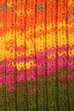 πλέκοντας μαλλί Στοκ Εικόνες