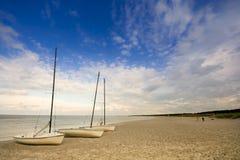 Πλέοντας βάρκες Στοκ Φωτογραφίες