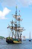 πλέοντας σκάφη Στοκ φωτογραφίες με δικαίωμα ελεύθερης χρήσης