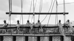 Πλέοντας σκάφος σφηνών στοκ εικόνες
