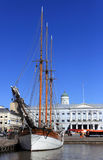 πλέοντας σκάφος Στοκ Φωτογραφία