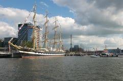 πλέοντας σκάφος Στοκ εικόνα με δικαίωμα ελεύθερης χρήσης