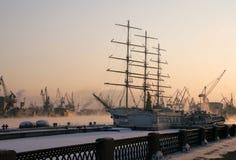 πλέοντας σκάφος Στοκ Εικόνα