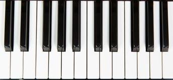 Πλήκτρα πιάνων Στοκ φωτογραφία με δικαίωμα ελεύθερης χρήσης