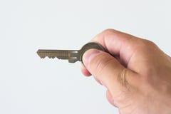 πλήκτρα χεριών Στοκ φωτογραφία με δικαίωμα ελεύθερης χρήσης