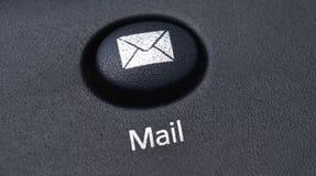 πλήκτρο ηλεκτρονικού ταχυδρομείου Στοκ Εικόνα