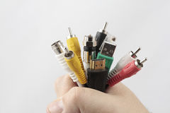 πλήρεις τηλεπικοινωνίε&sig Στοκ εικόνα με δικαίωμα ελεύθερης χρήσης