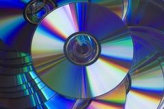 Πλήρης δίσκος στο σωρό Στοκ Φωτογραφία
