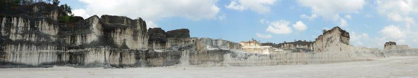 Πλήρης πρόβλεψη του βουνού κιμωλίας στοκ εικόνα με δικαίωμα ελεύθερης χρήσης