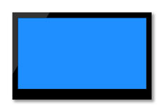 Πλήρης τηλεόραση HD LCD Στοκ φωτογραφία με δικαίωμα ελεύθερης χρήσης