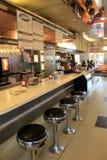 Πλήρως - ο λειτουργικός αυθεντικός γευματίζων, τιμολογεί τον γκρίζο γευματίζοντα ` s, ισχυρό μουσείο, Ρότσεστερ, Νέα Υόρκη, το 20 στοκ εικόνα