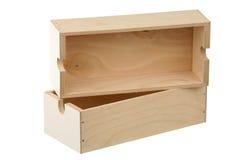 πλαίσια δύο ξύλινα Στοκ εικόνες με δικαίωμα ελεύθερης χρήσης