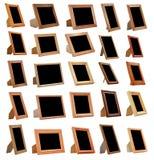 Πλαίσια που τίθενται εκλεκτής ποιότητας Στοκ εικόνες με δικαίωμα ελεύθερης χρήσης