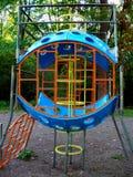 Πλαίσιο αναρρίχησης παιδικών χαρών Στοκ εικόνες με δικαίωμα ελεύθερης χρήσης