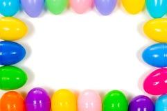 πλαίσιο αυγών Πάσχας Στοκ Εικόνες