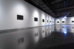 Πλαίσιο εικόνων στον τοίχο Στοκ Εικόνα