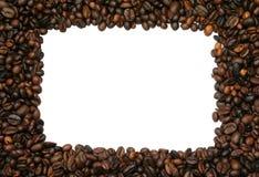 πλαίσιο καφέ 2 Στοκ εικόνα με δικαίωμα ελεύθερης χρήσης