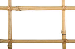 πλαίσιο μπαμπού Στοκ εικόνα με δικαίωμα ελεύθερης χρήσης