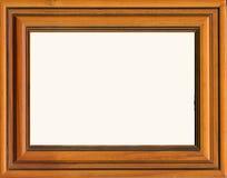 πλαίσιο ξύλινο Στοκ Εικόνες