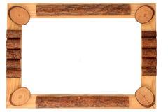 πλαίσιο ξύλινο Στοκ εικόνες με δικαίωμα ελεύθερης χρήσης