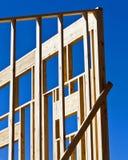 πλαίσιο οικοδόμησης Στοκ φωτογραφία με δικαίωμα ελεύθερης χρήσης